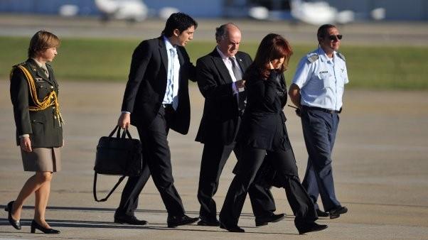 Cristina Kirchner viaja a Venezuela para participar de la Cumbre del Mercosur
