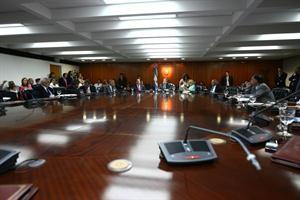 Con la presencia del juez Cabral, el Consejo de la Magistratura se reúne para tratar las vacantes en Casación