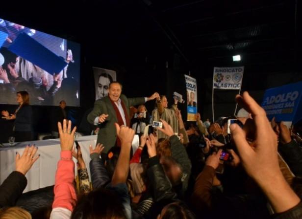 """Adolfo pidió """"redoblar los esfuerzos para sorprender a la Argentina en las elecciones"""""""