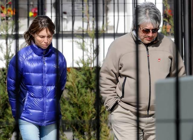 Báez: Los hijos van a tribunales pero no contestarán preguntas del juez