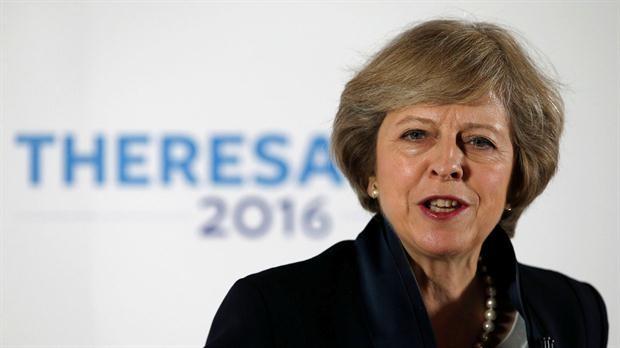 Inglaterra:Theresa May Theresa May, la nueva Dama de Hierro