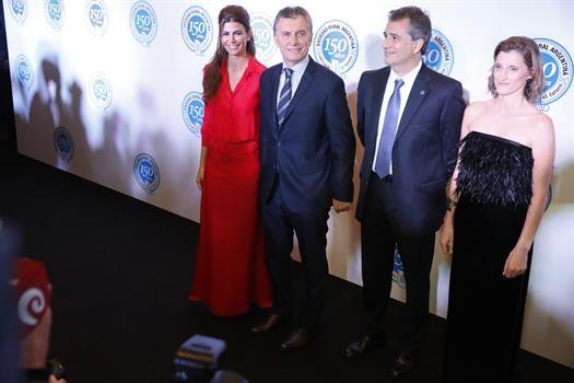 La Sociedad Rural Argentina celebró sus 150 años