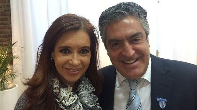 El abogado de Cristina: Necesita agarrarse de eso para crecer políticamente