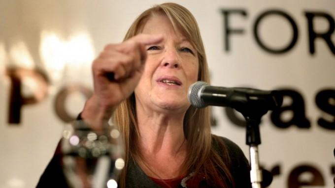 Stolbizer: No voy a desistir ni a retroceder en mis denuncias