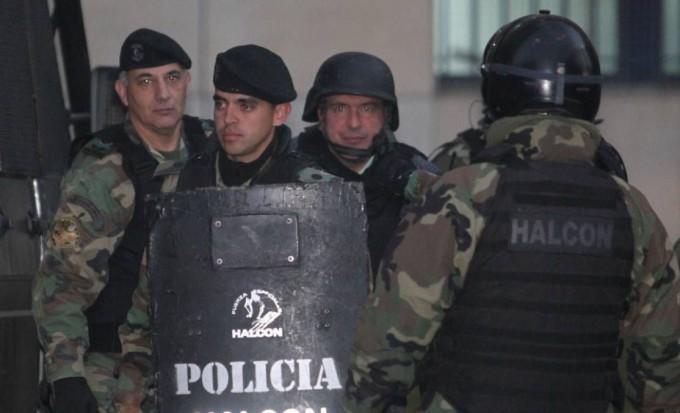 José López recibió el alta psiquiátrica y ahora deben decidir cuándo declarará