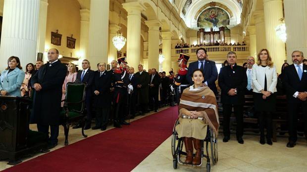 Día de la Independencia: la Iglesia reclamó a los políticos gestos de unidad