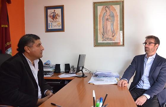 El plan Conectate – Mejor Hogar abrirá inscripciones en San Lorenzo