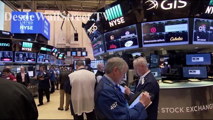 Bolsa de Nueva York abre con retrocesos generalizados