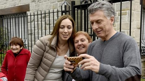 Macri: Los que estuvieron gobernando durante años ahora vienen con soluciones y dejaron el país en ruinas