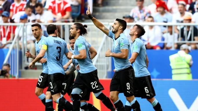 La victoria belga completó una parte del cuadro de cuartos