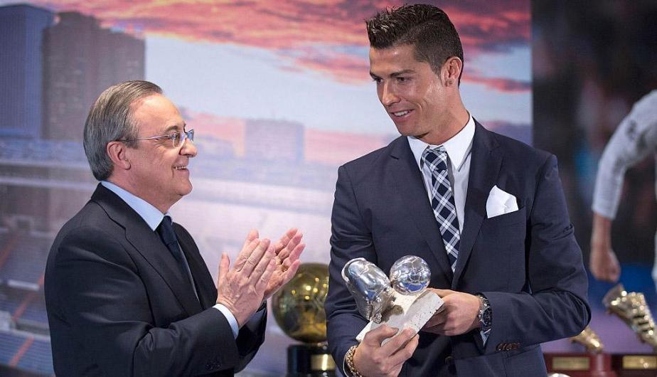 Cristiano Ronaldo se va la Juventus