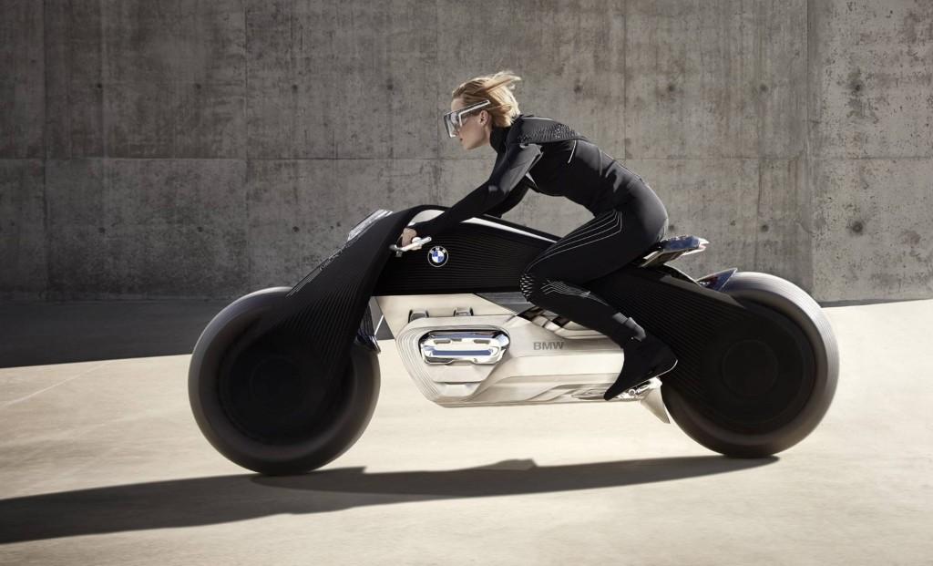 Cómo será la moto del futuro