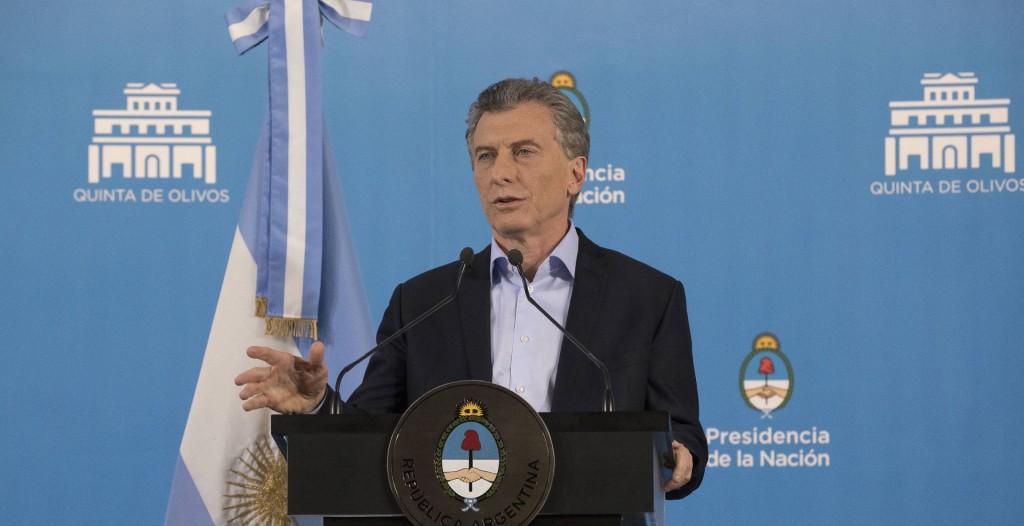 Macri: la Argentina está haciendo el esfuerzo correcto