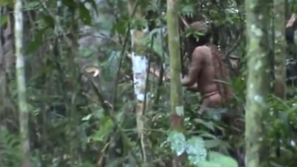 Encuentran al único superviviente de una tribu amazónica