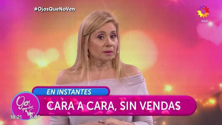 Andrea Politti frenó en vivo su programa de TV