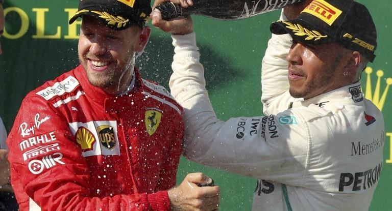 Hamilton conquistó el Gran Premio de Hungría