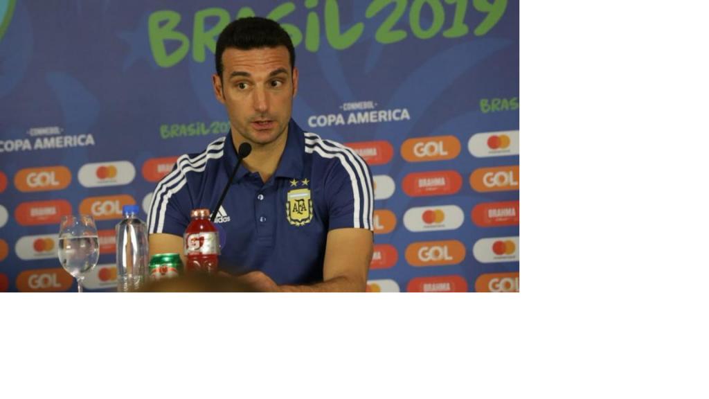 Agüero titular en la semifinal de la Copa América