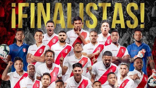 Perú ganó 3 a 0 a Chile