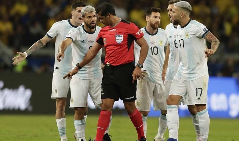 Conmebol respondió al reclamo de Argentina