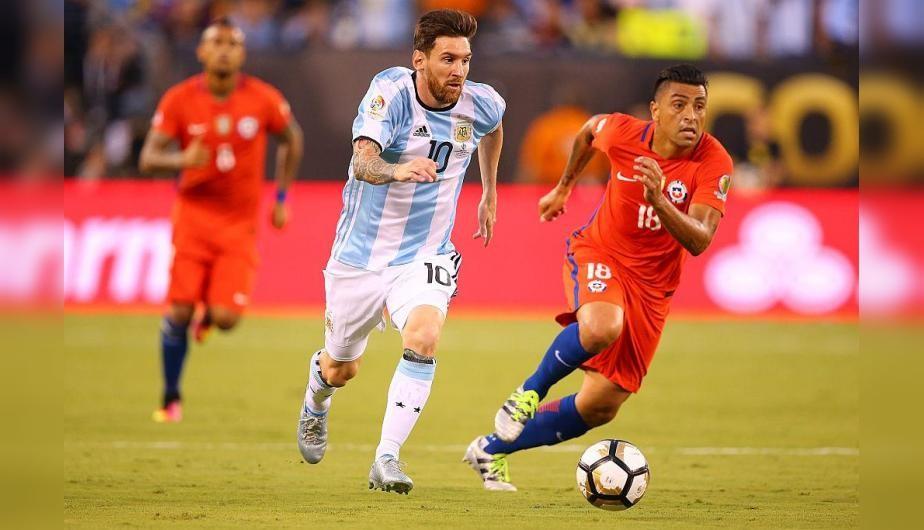 Argentina tercero en la Copa América 2019