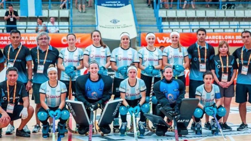 Las Águilas finalista en el Mundial Hockey Femenino