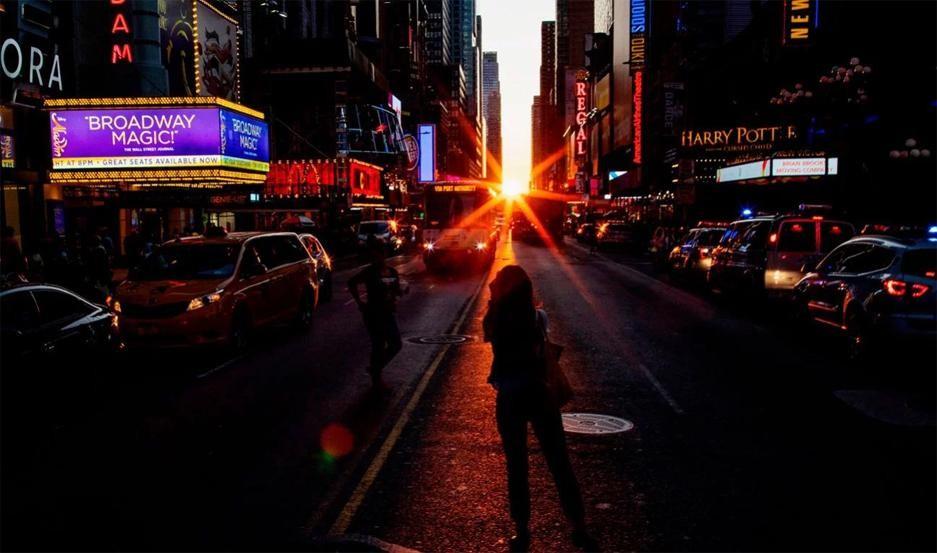 Apagón en  Nueva York dejo 42 mil personas sin luz