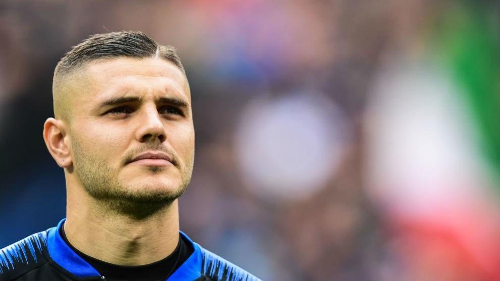 Mauro Icardi abandona la concentración del Inter de Milán