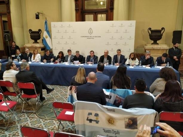 Presentan informe final sobre la tragedia del ARA San Juan