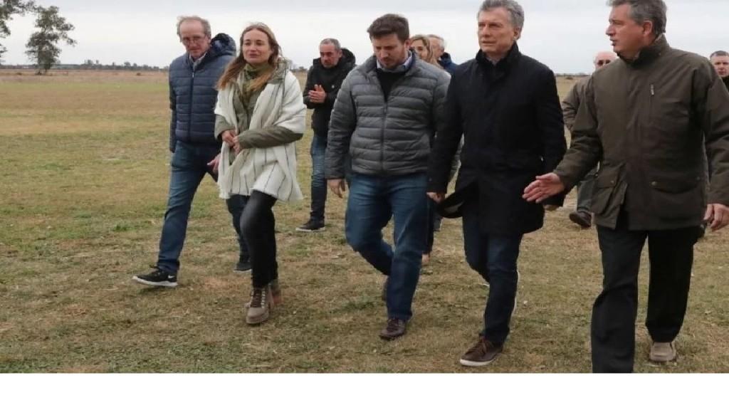 Mauricio Macri: tenemos que seguir avanzando