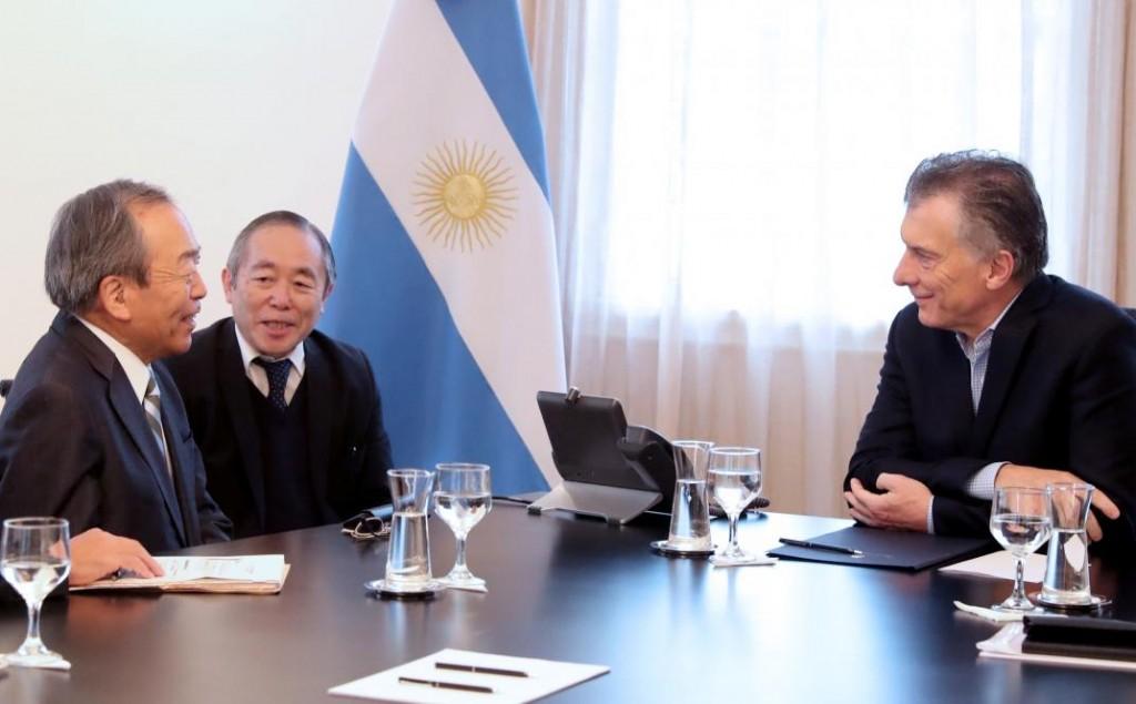 Toyota trasladará a la Argentina la sede de su división regional
