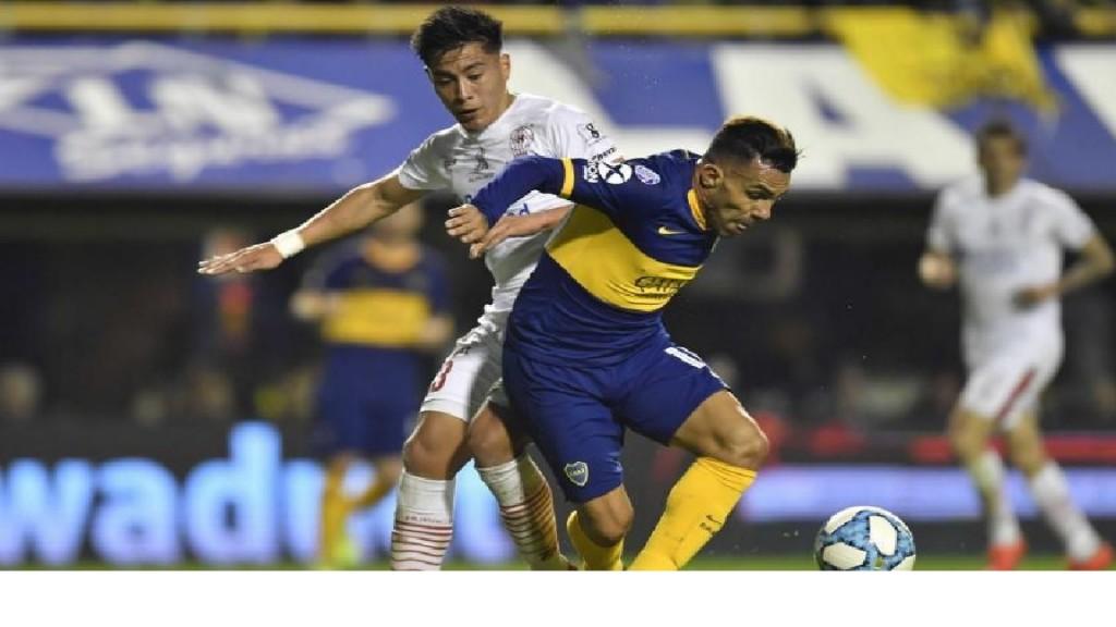 Boca empato sin goles ante Huracán