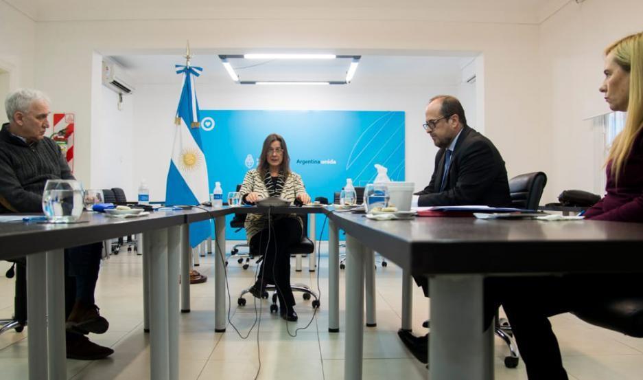 El Consejo de Seguridad Interior realizó una reunión extraordinaria