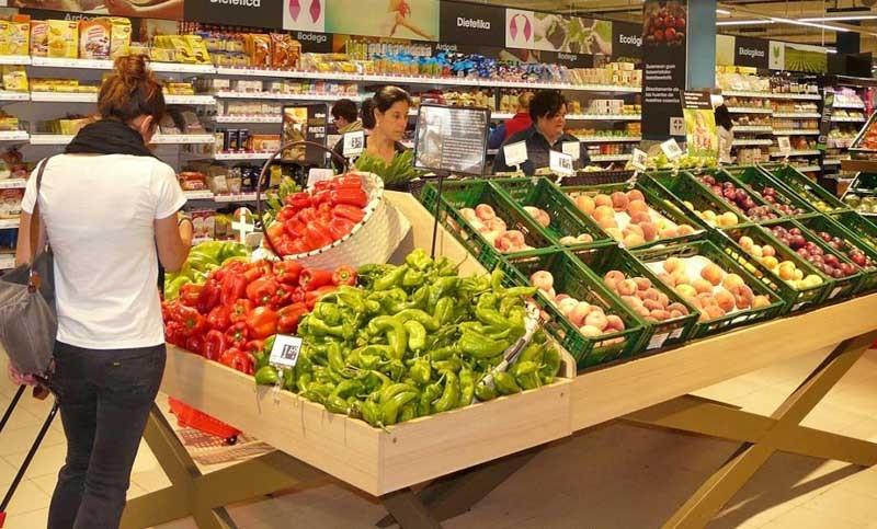 Los precios de los alimentos siguen subiendo a diario