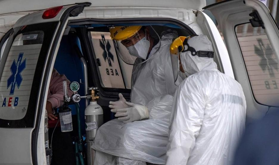En Argentina se registraron ocho nuevas muertes