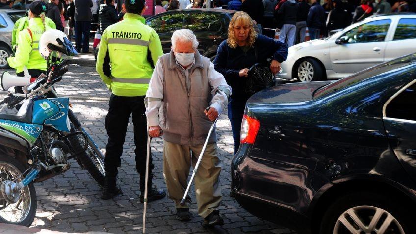 En Argentina se registraron 82 muertes en las últimas 24 horas