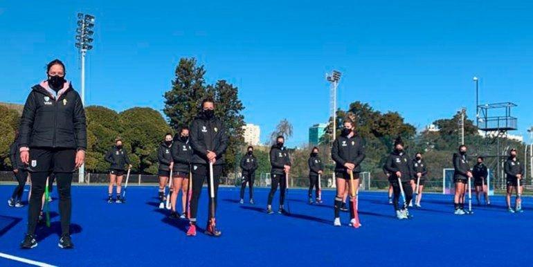 Las Leonas comenzará los entrenamientos en Pinamar