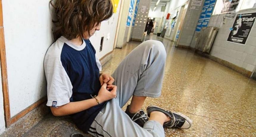 Los niños pueden sufrir estados delicados de estrés en cuarentena