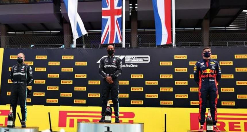 Hamilton se impuso en el GP de Austria