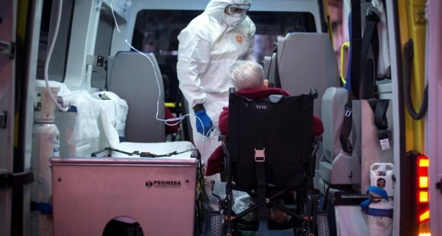 El país ya superaron los 100.000 contagios de coronavirus