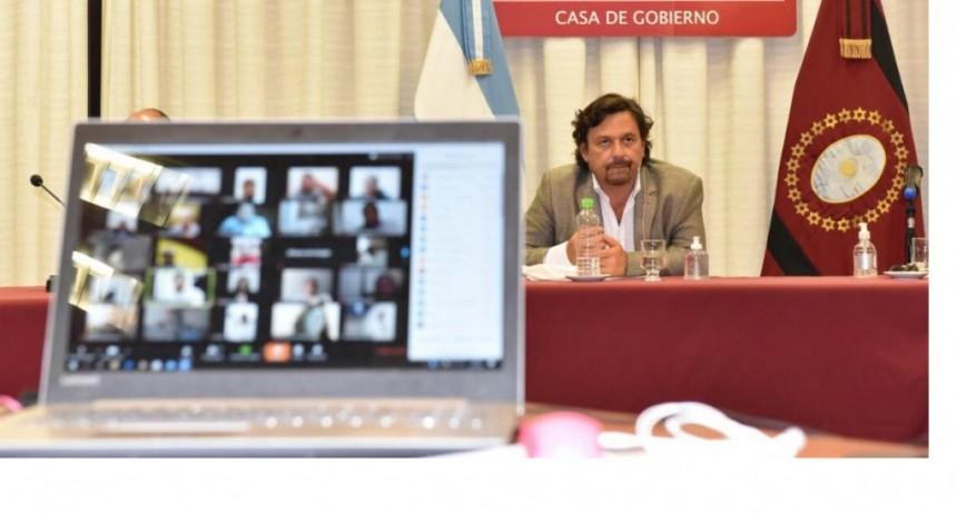 Gustavo Sáenz anunciará nuevas medidas en el marco de la pandemia de coronavirus