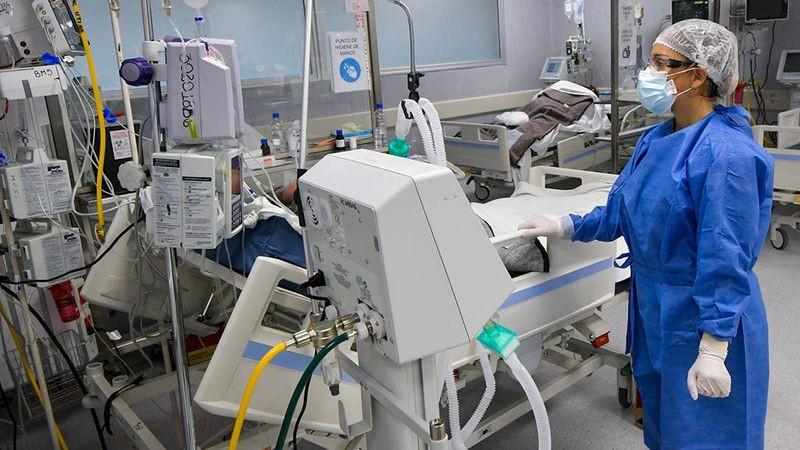 Argentina: 310 muertes y 9000 contagios en las últimas 24 horas