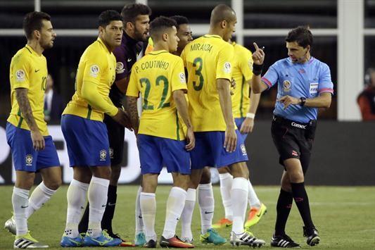 Brasil-Perú, por un lugar en la final de la Copa América