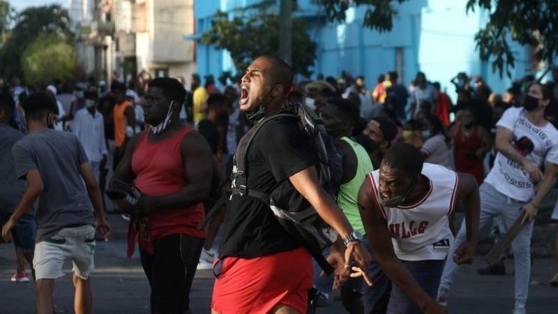 Los tres motivos de la Protesta en Cuba