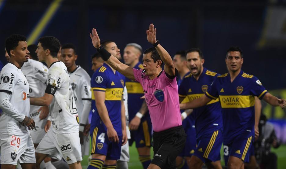 Boca empató, pero le anularon un gol en la Bombonera