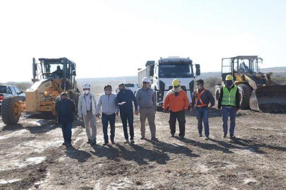 La Provincia inició la obra de construcción de la Circunvalación Noroeste