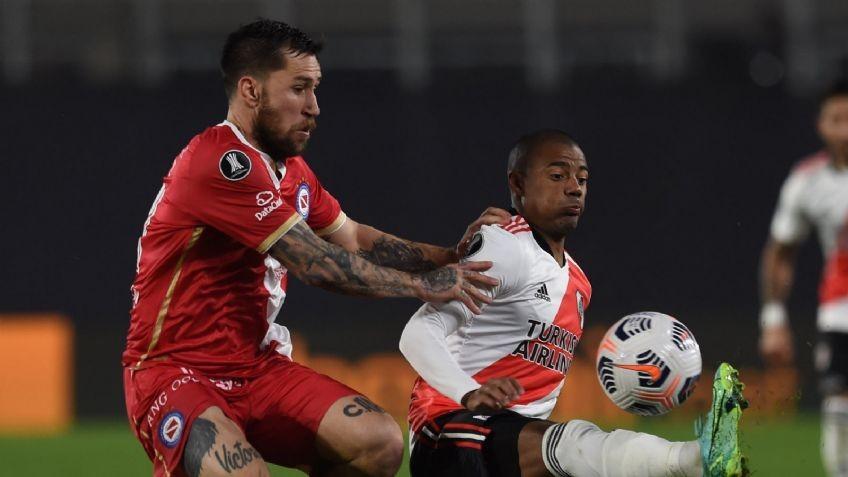 River y Argentinos Juniors se disputan el pase a cuartos de la Libertadores