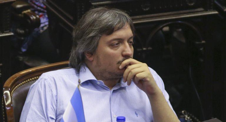 Máximo Kirchner presidiría la Cámara de Diputados