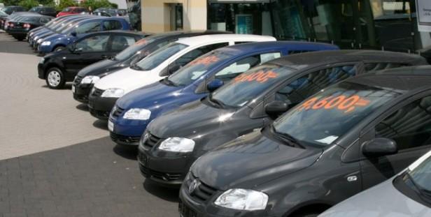 Cayó un 6,62 % la venta de autos usados en Salta