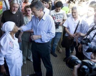 Macri: tenemos que garantizar que nuestros hijos tengan esa Argentina que soñamos