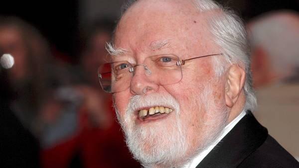 Murió Richard Attenborough, el dueño de Jurassic Park